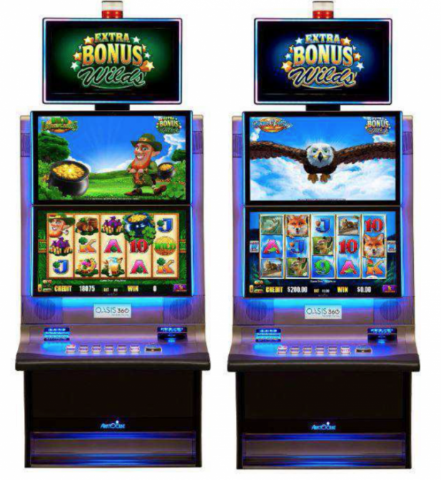 Extra Bonus Wilds slot machine