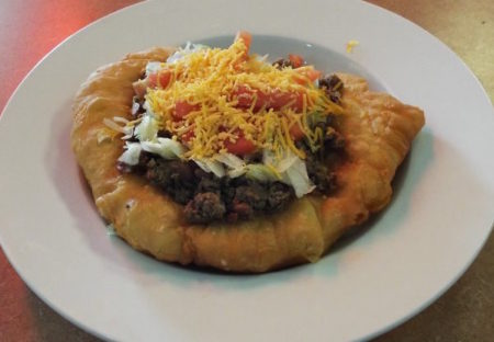Indian Taco from Deka-Guy Hee