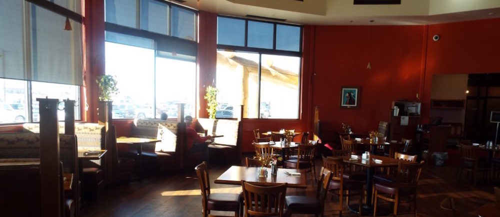 Interior of Deka-Guy Hee restaurant at Shoshone Rose Casino & Hotel.